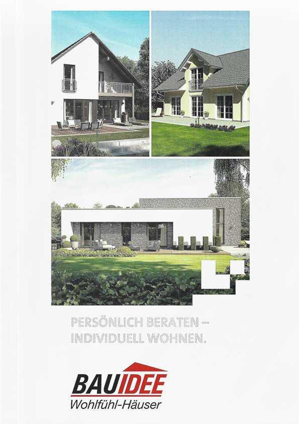 Katalog BauIdee Wohlfühl-Häuser