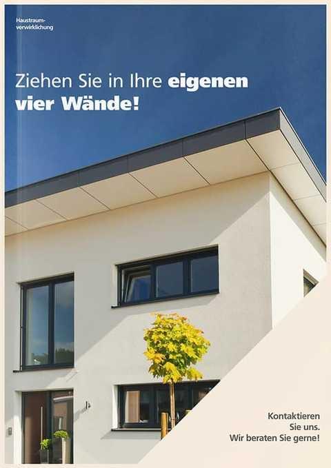 HVO Massivhaus Katalogtitel