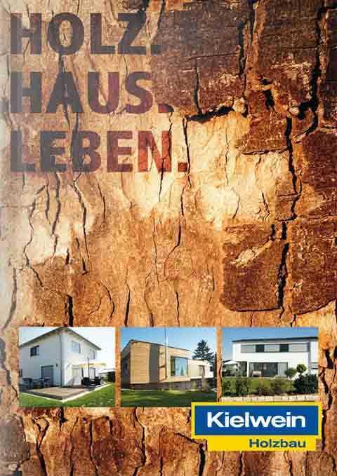 Holzbau Kielwein Katalogtitel