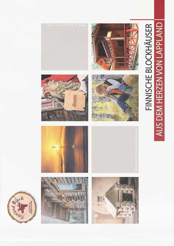 Katalog Finnland Block - Blockhaus