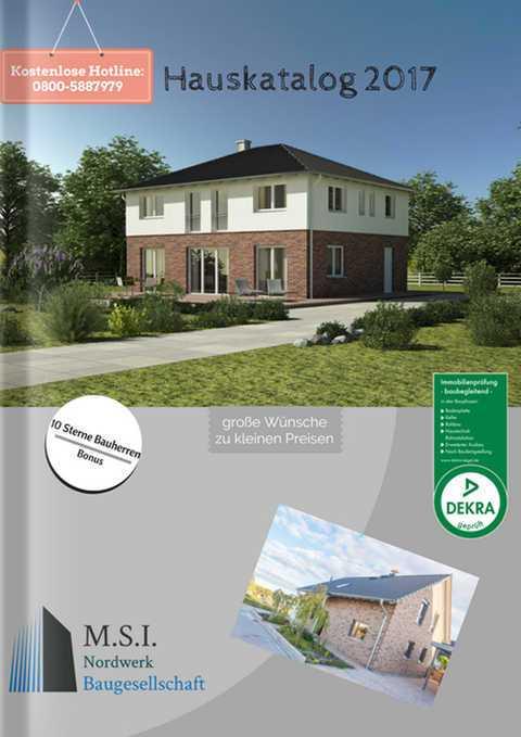 Stapelkatalog M.S.I. Nordwerk Baugesellschaft