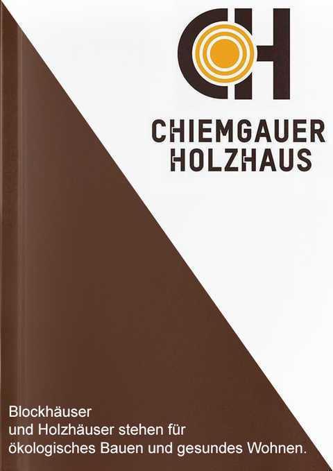 Katalog Chiemgauer Holzhaus