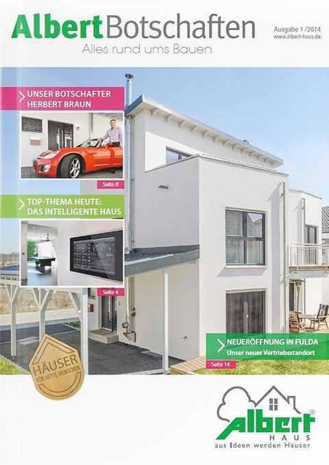 Katalog ALBERT Haus Bayern