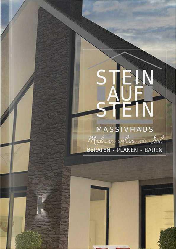 Katalog Stein auf Stein Massivhaus