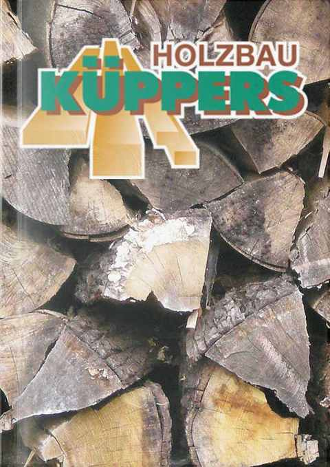 Holzbau Küppers Katalog
