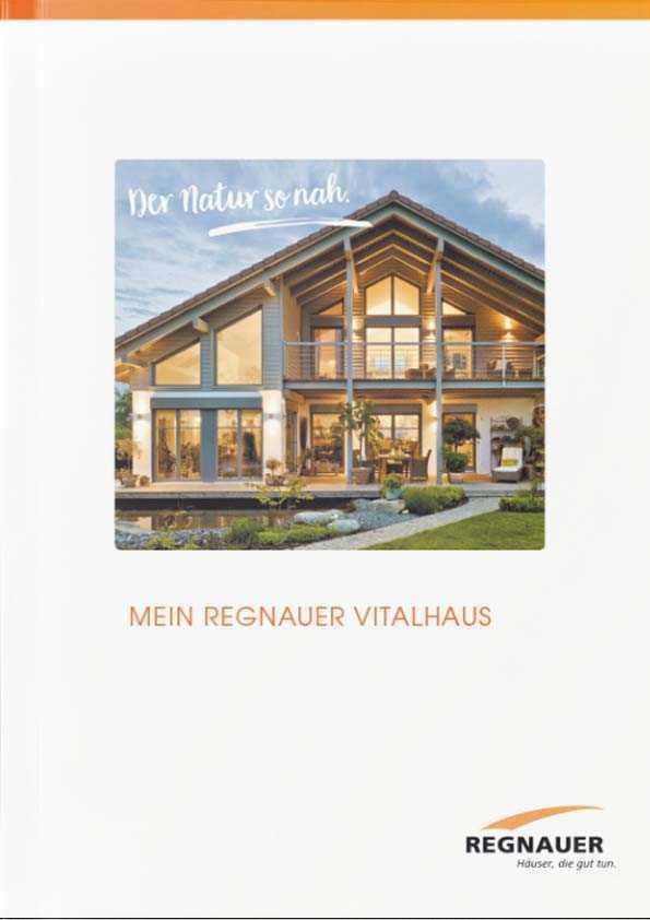 Katalog Regnauer Hausbau