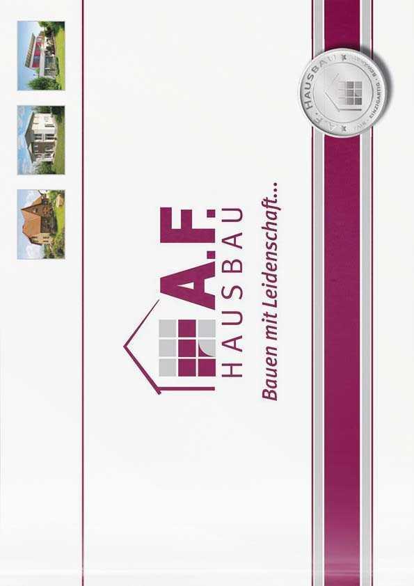 Katalog Albert-Fischer Hausbau