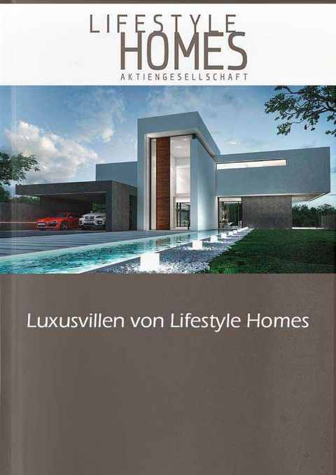 Katalog LIFESTYLE Homes