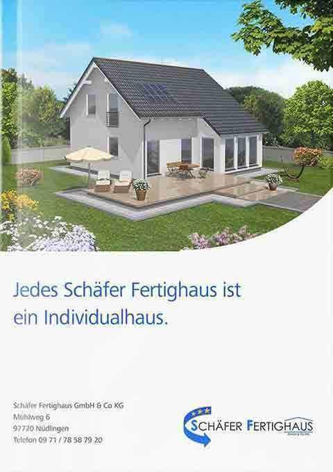 Katalog Schäfer Fertighaus HE