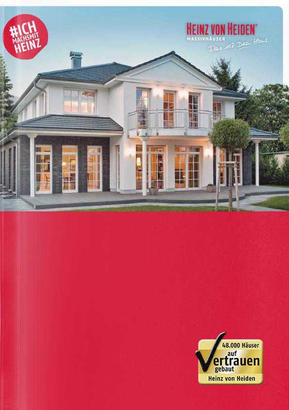 Katalog Heinz von Heiden Partner für Berlin und Brandenburg