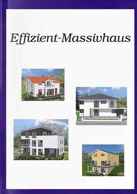 Katalog Effizient-Massivhaus