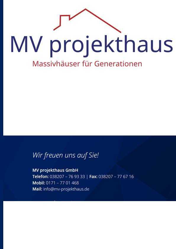 Katalog MV projekthaus