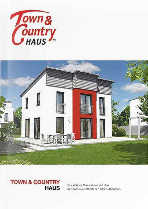 Katalog KUBE Massivhaus - Town & Country