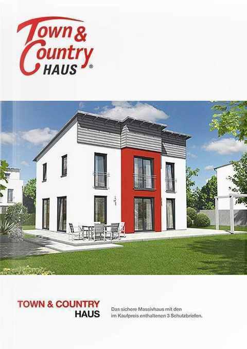 Katalog Trausnitz MassivHaus - Town & Country