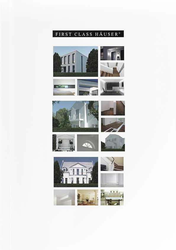 Katalog First Class Häuser