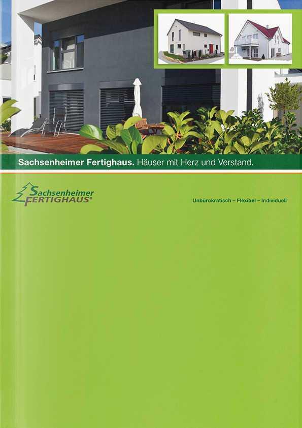 Katalog Sachsenheimer Fertighaus