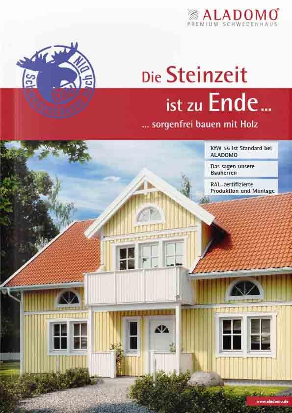 Katalog ALADOMO Schwedenhaus