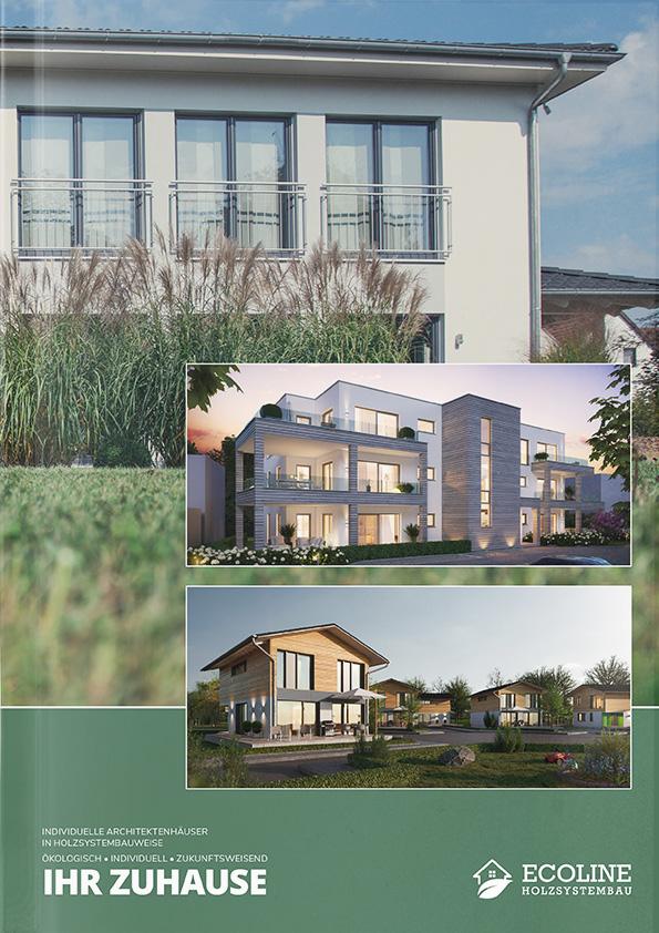 Katalog ECOLINE Holzsystembau