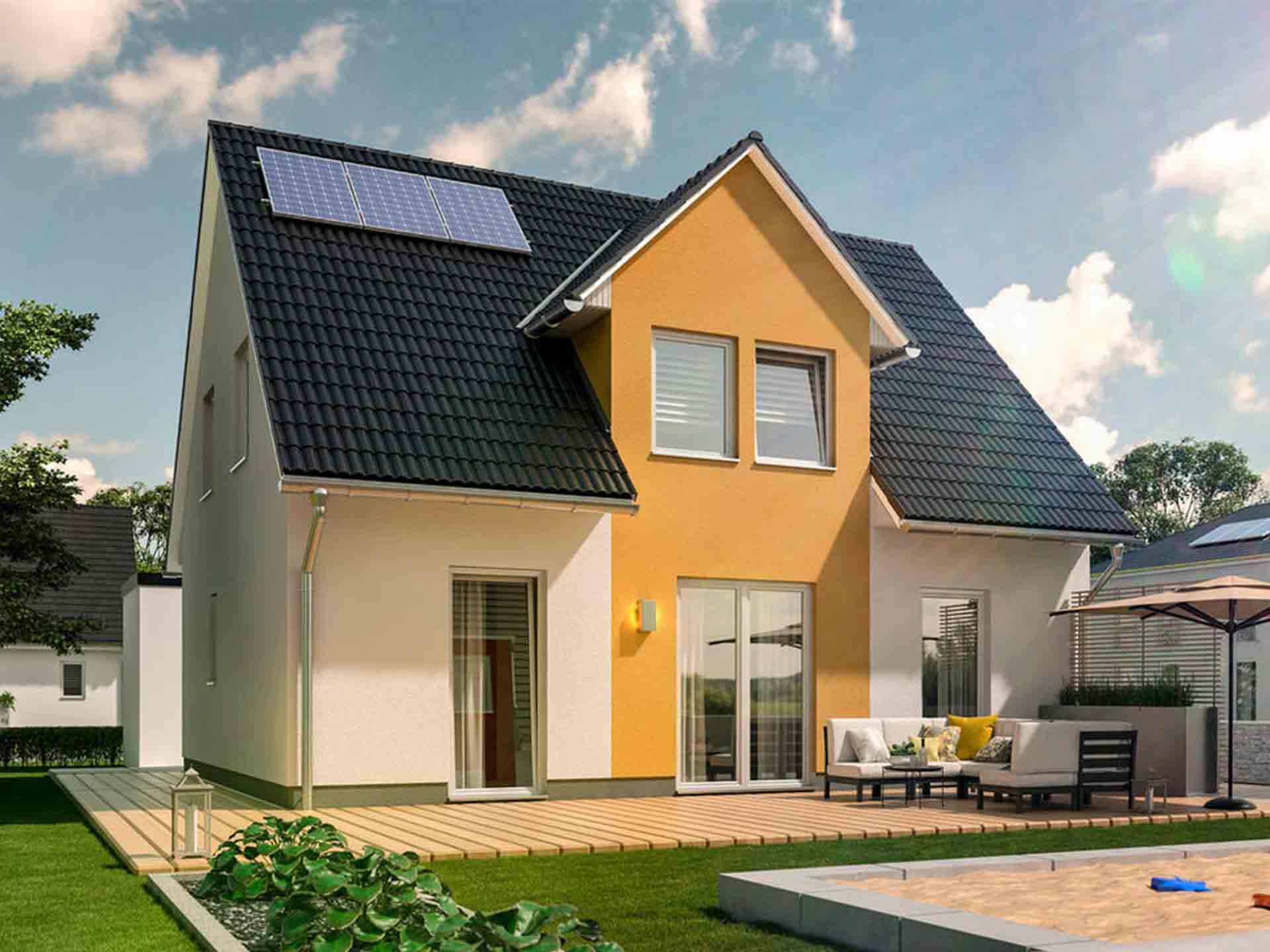 Bauen und Wohnen Immobilien Hauptbild