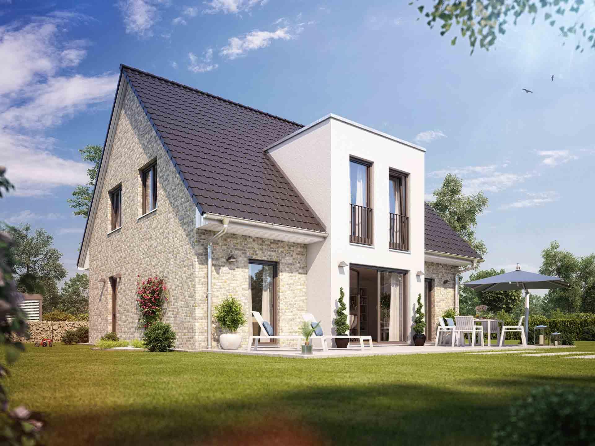 Heinz von Heiden Süddeutschland Einfamilienhaus