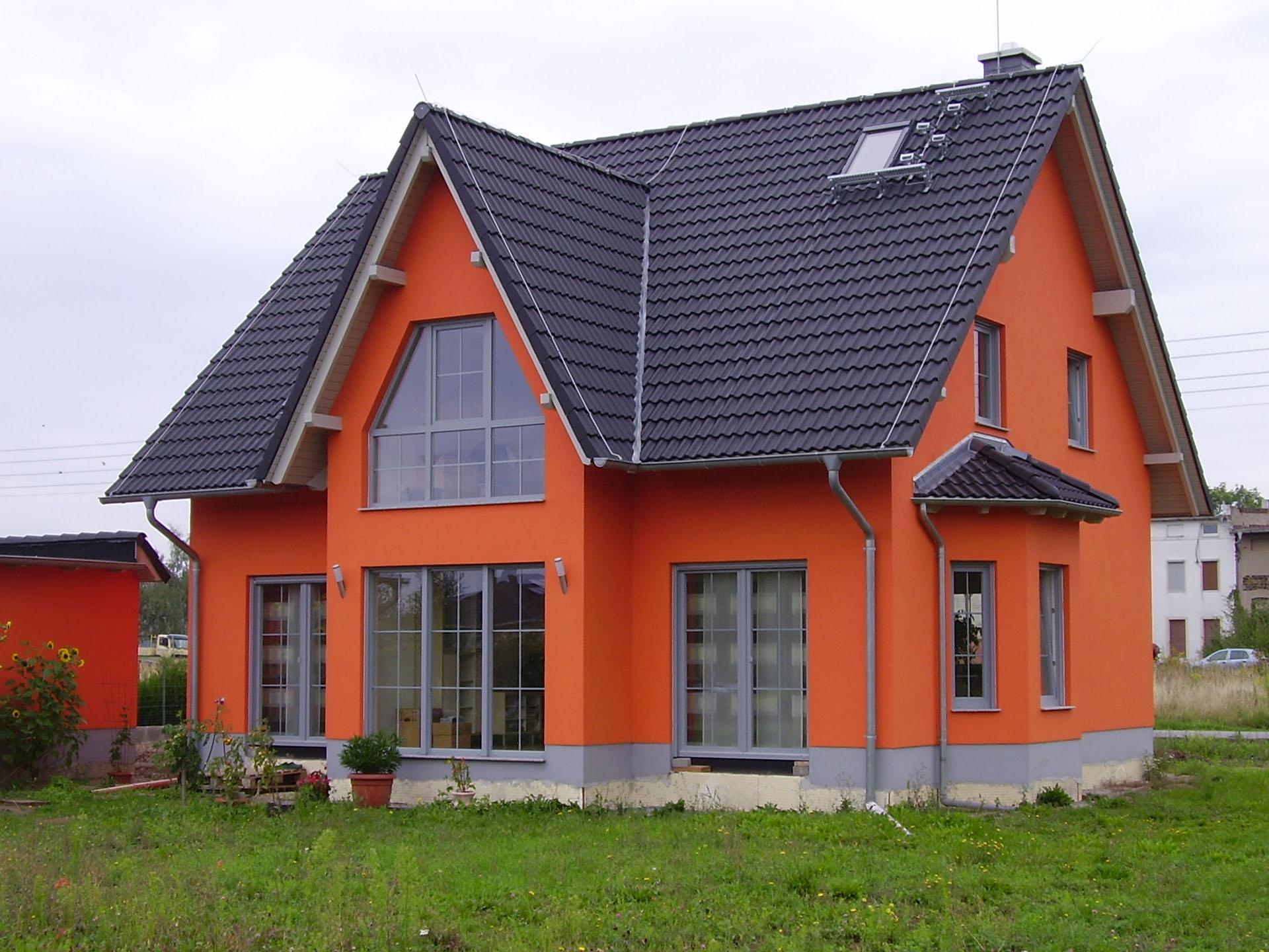 Stadt-Land-Massivhaus Einfamilienhaus