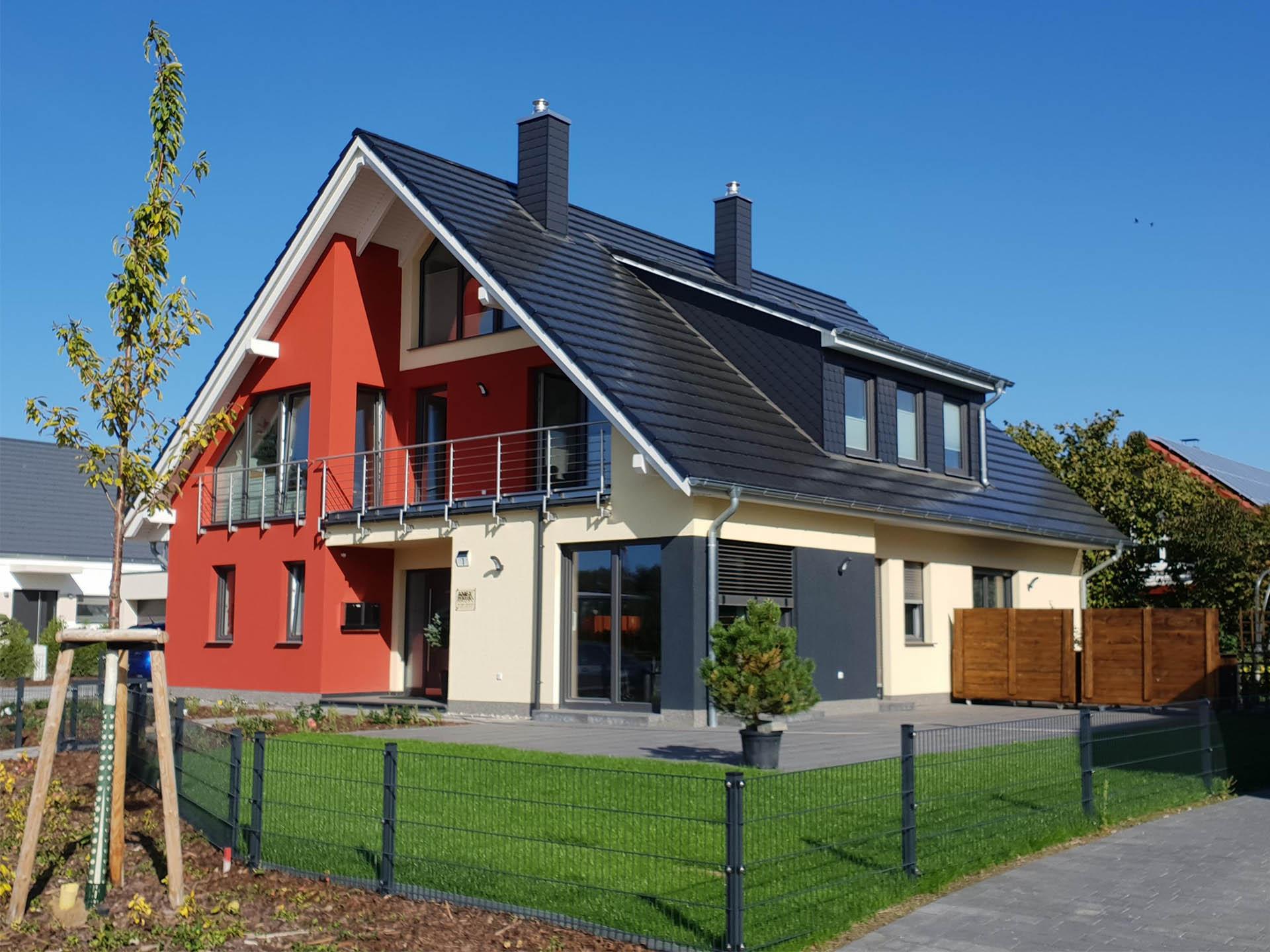 Amex Hausbau Musterhaus
