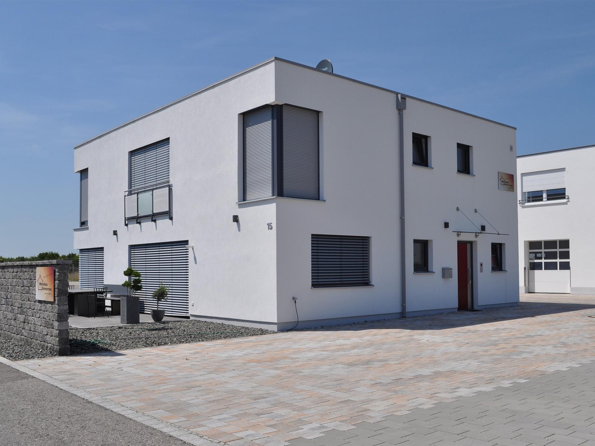Musterhaus Wohnbau Ammersee