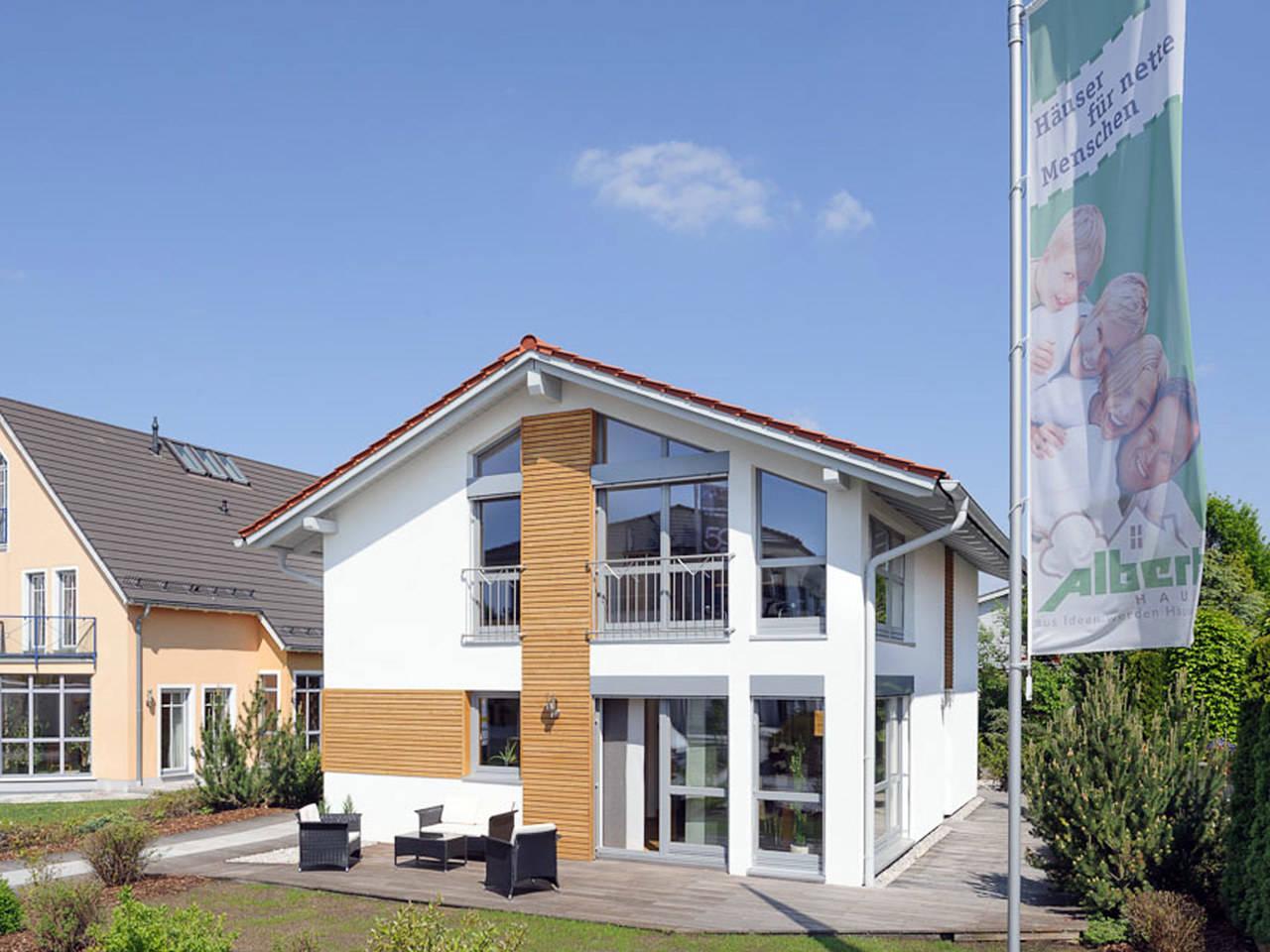 ALBERT Haus Musterhaus