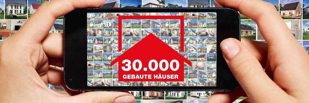 Town & Country Haus - mehr als 30000 gebaute Häuser