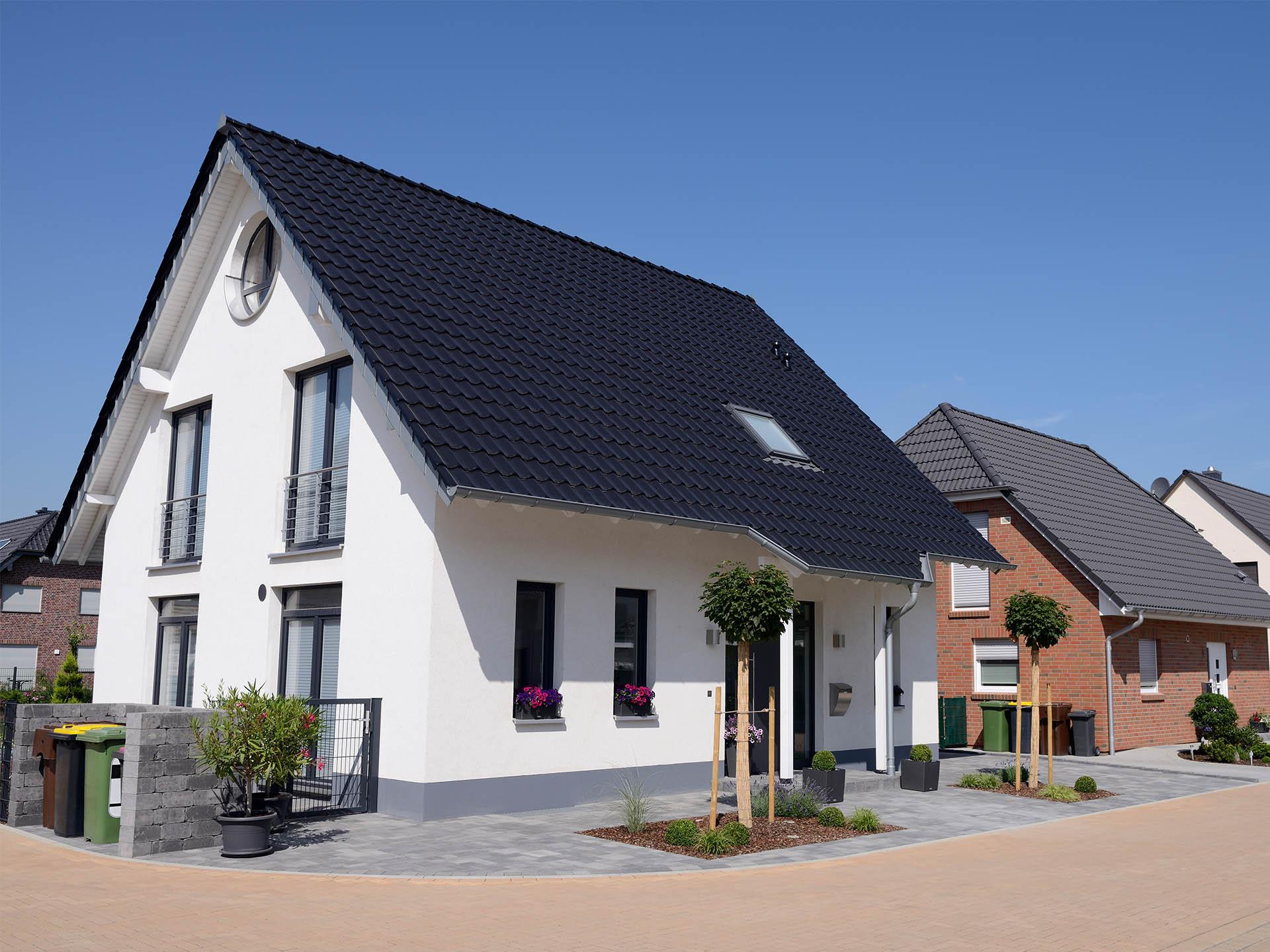 Klassisches Einfamiliehaus