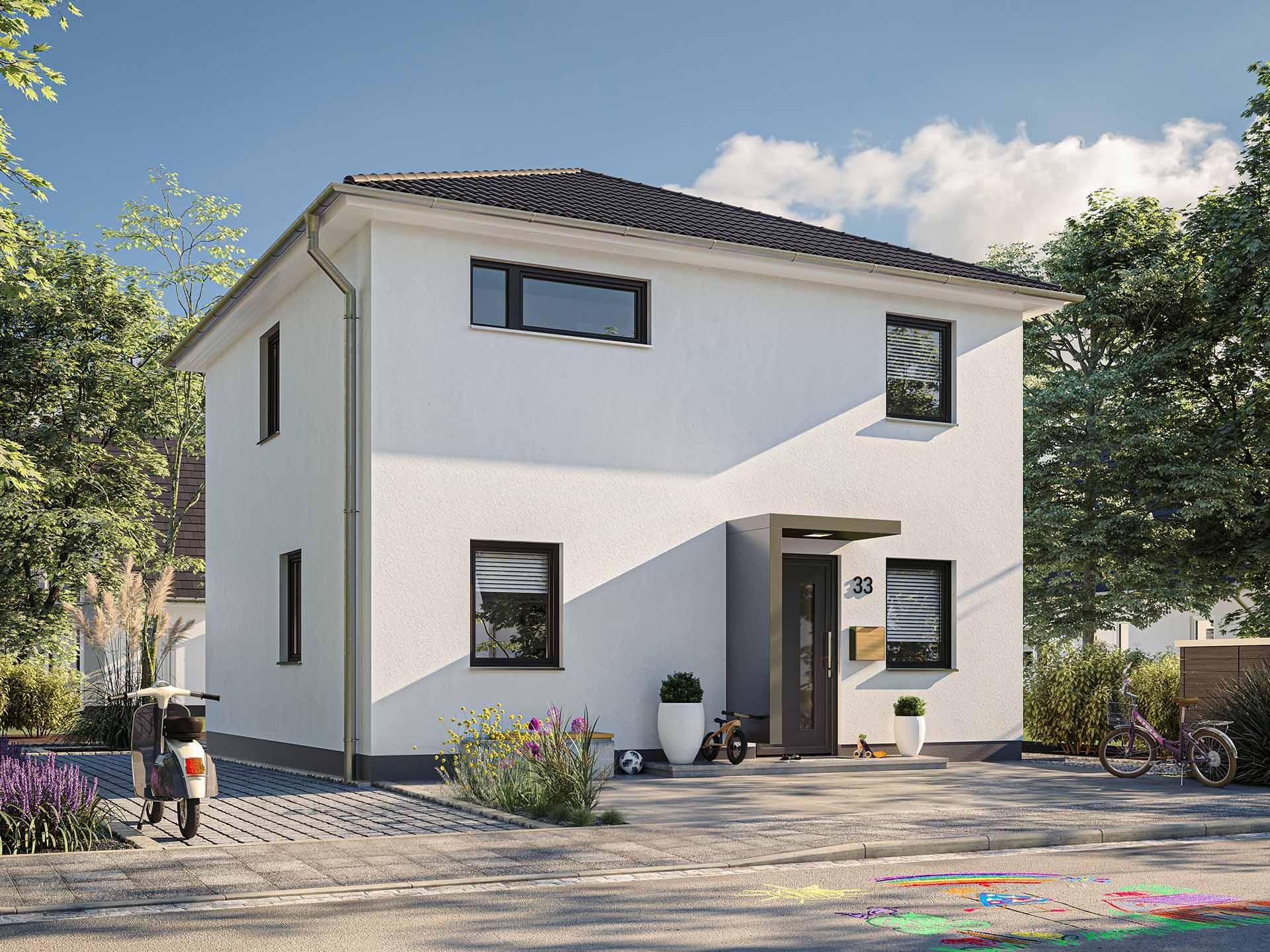Hülscher Haus Stadtvilla Flair 124