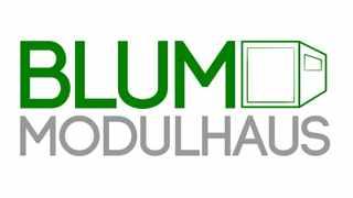 BLUM Modulhaus Logo