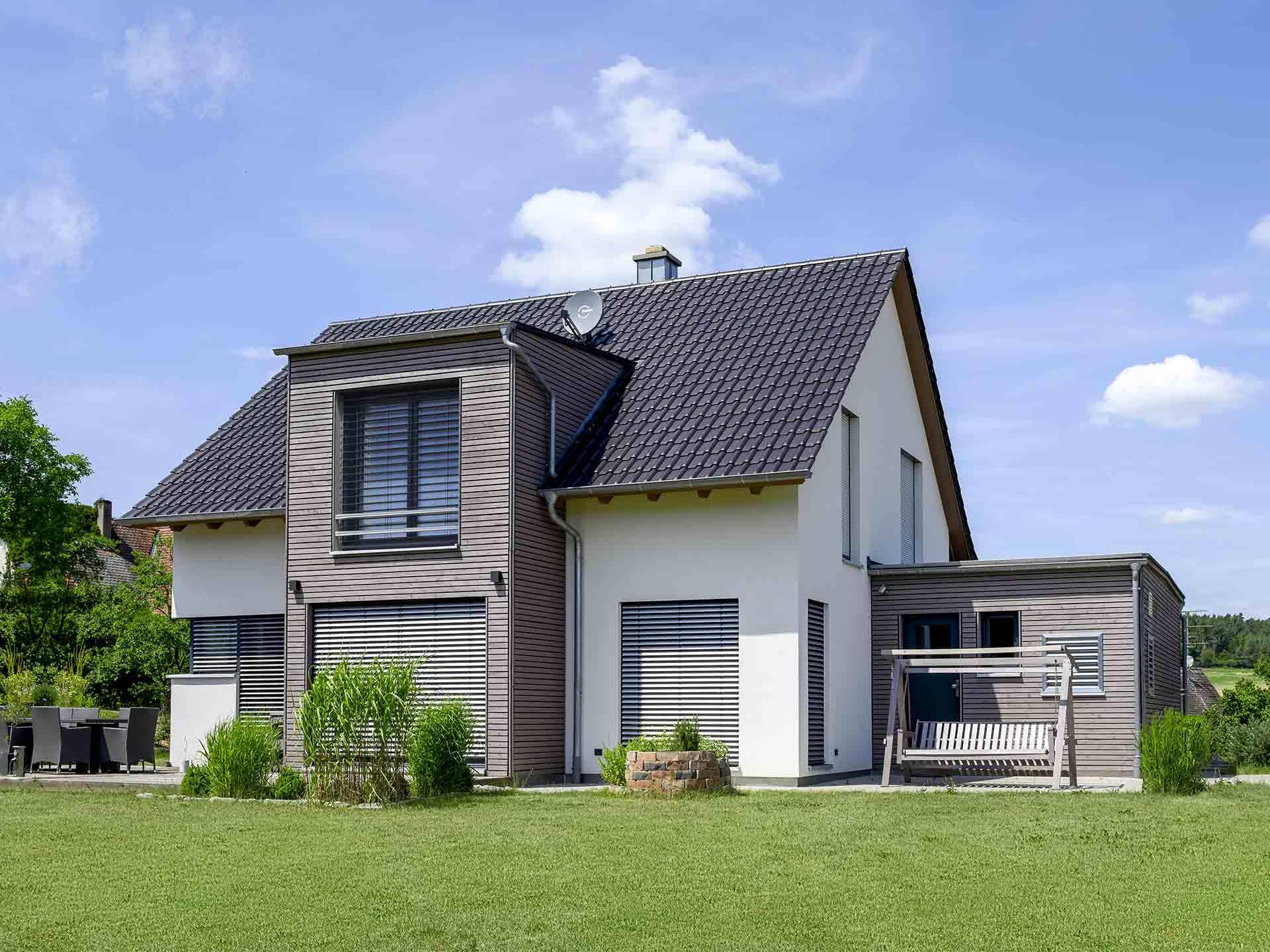 Ziegler-Haus klassisches Einfamilienhaus