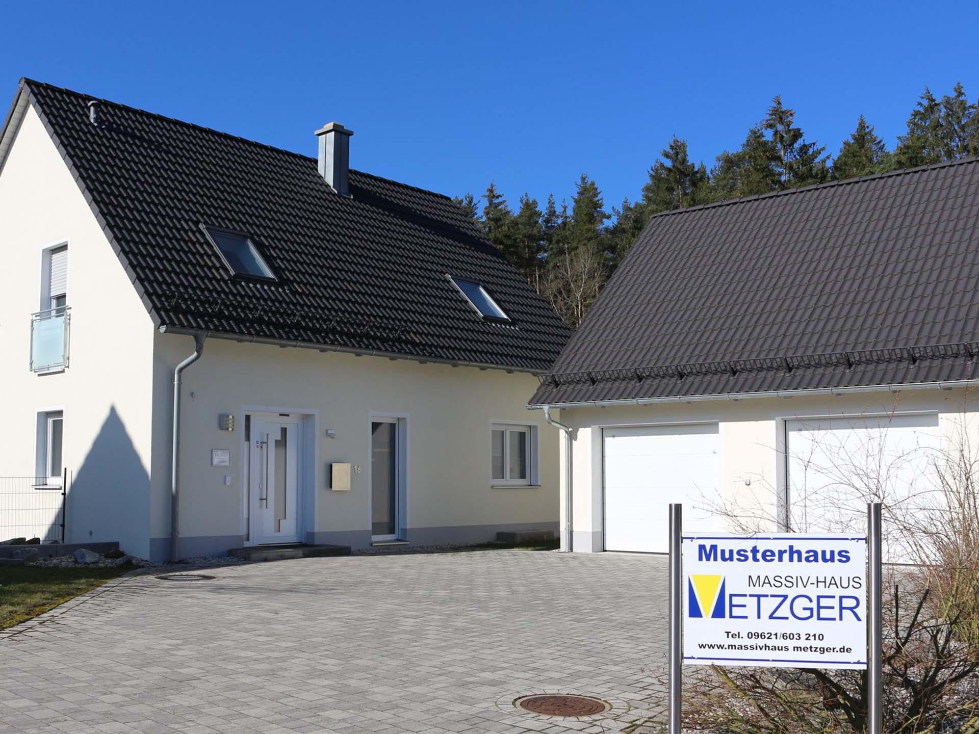 MHP-Massivhaus Musterhaus