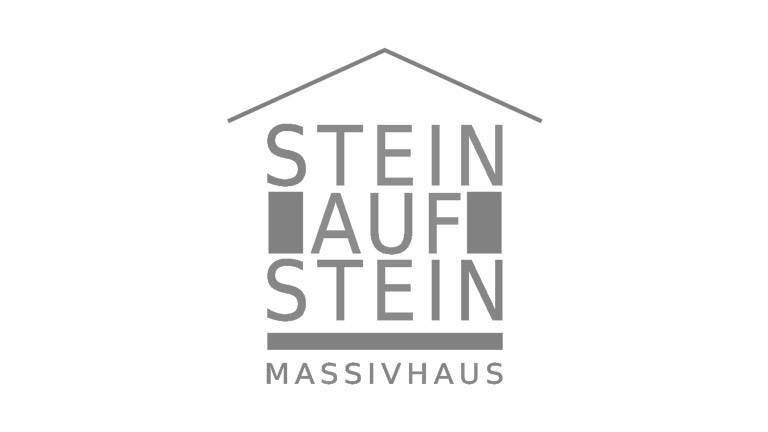 Logo Stein auf Stein Massivhaus