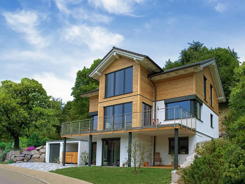Architektenhaus von iQ Hausbau