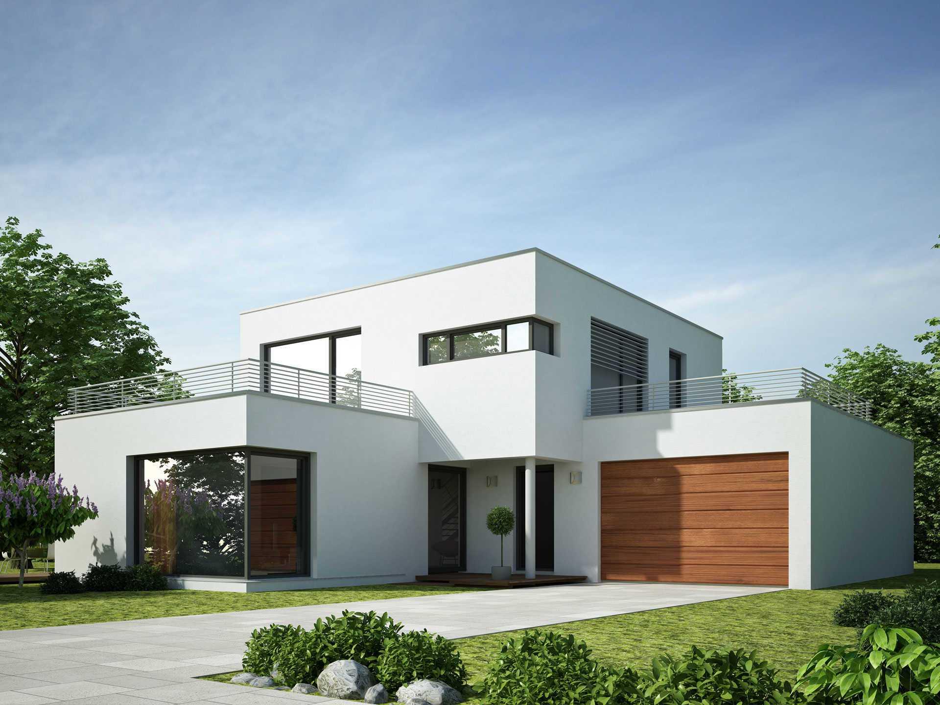 Beispielhaus Hamiti Bau