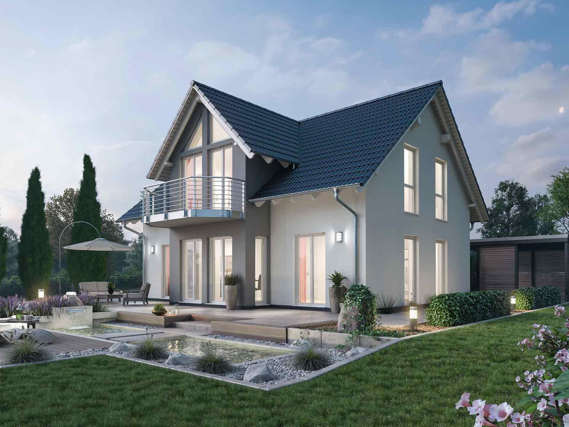 Baubetreuung.haus Einfamilienhaus 151