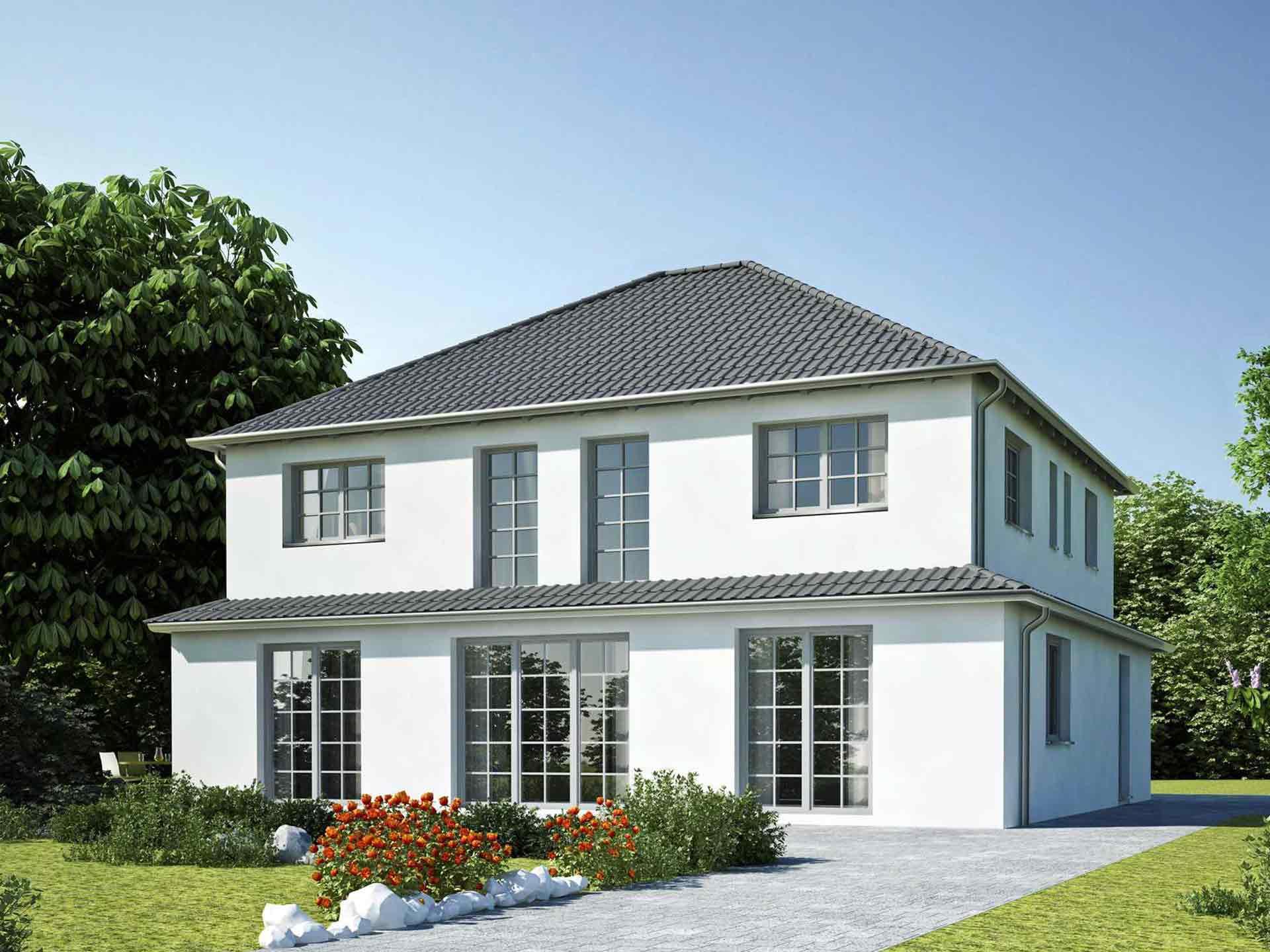 RC Bau Einfamilienhaus