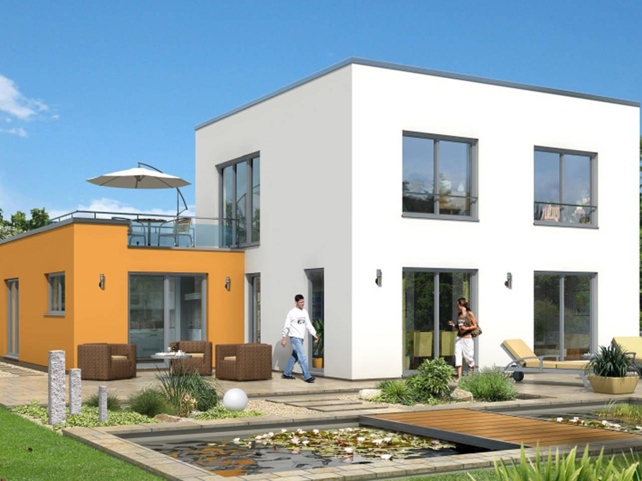 Haus aktiv Plus 01 Domus Bau