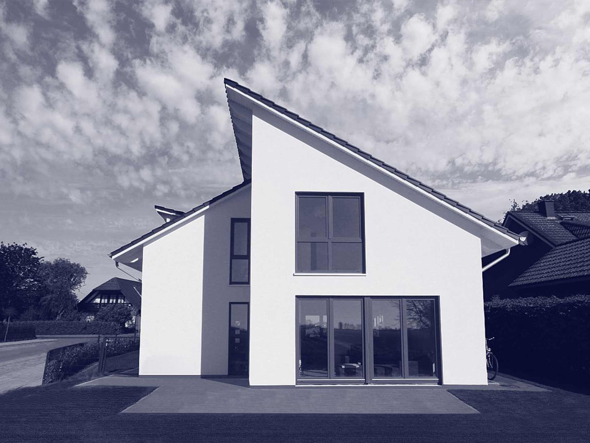 Noordhus Pultdachhaus