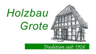 Werner Grote Holzbau Logo