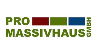 pro Massivhaus Firmenlogo