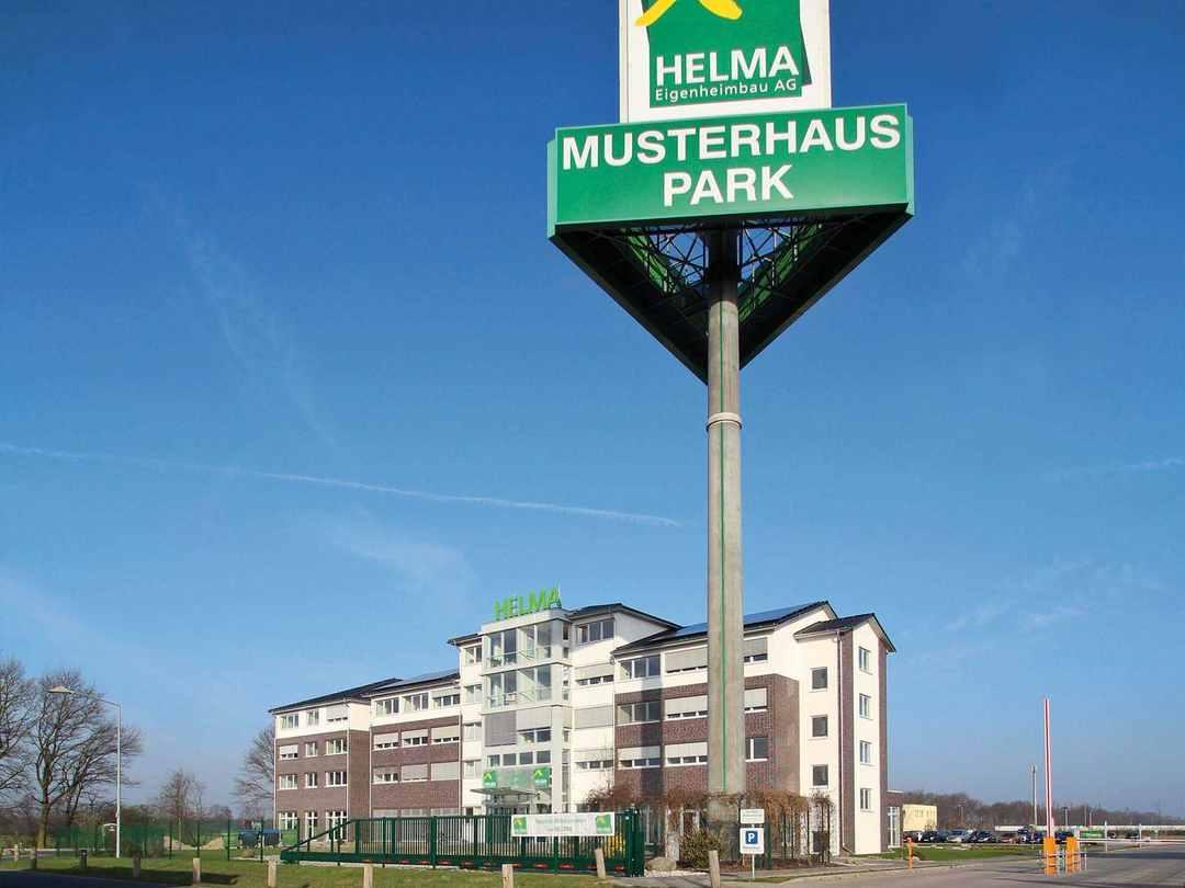 HELMA Eigenheimbau - Zentrale