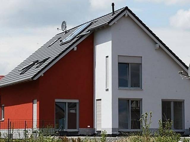Musterhaus 1 von Pro Familien Haus