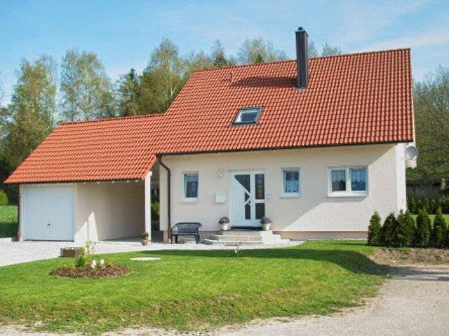Einfamilienhaus Ökovital 20 Variante 2 von BAUCO MASSIVHAUS