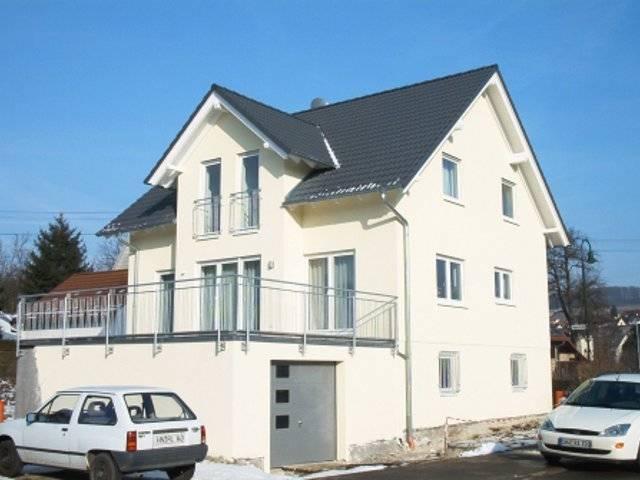 Einfamilienhaus Ökovital 27 Variante 2 von BAUCO MASSIVHAUS