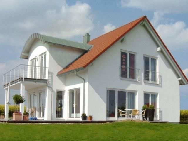 Einfamilienhaus Ökovital 40 Variante 2 von BAUCO MASSIVHAUS