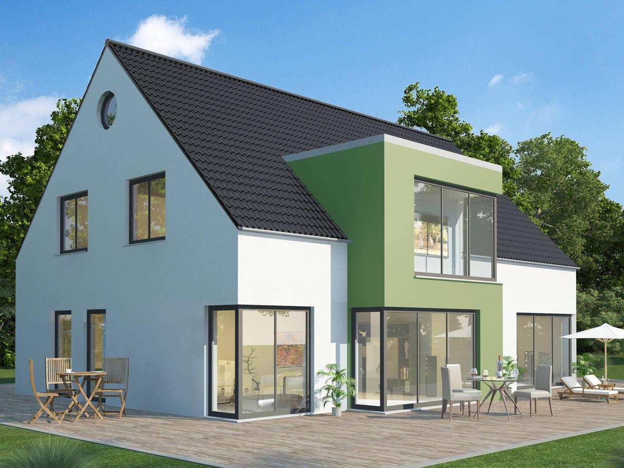 Baudirekt Hausidee ZH 200
