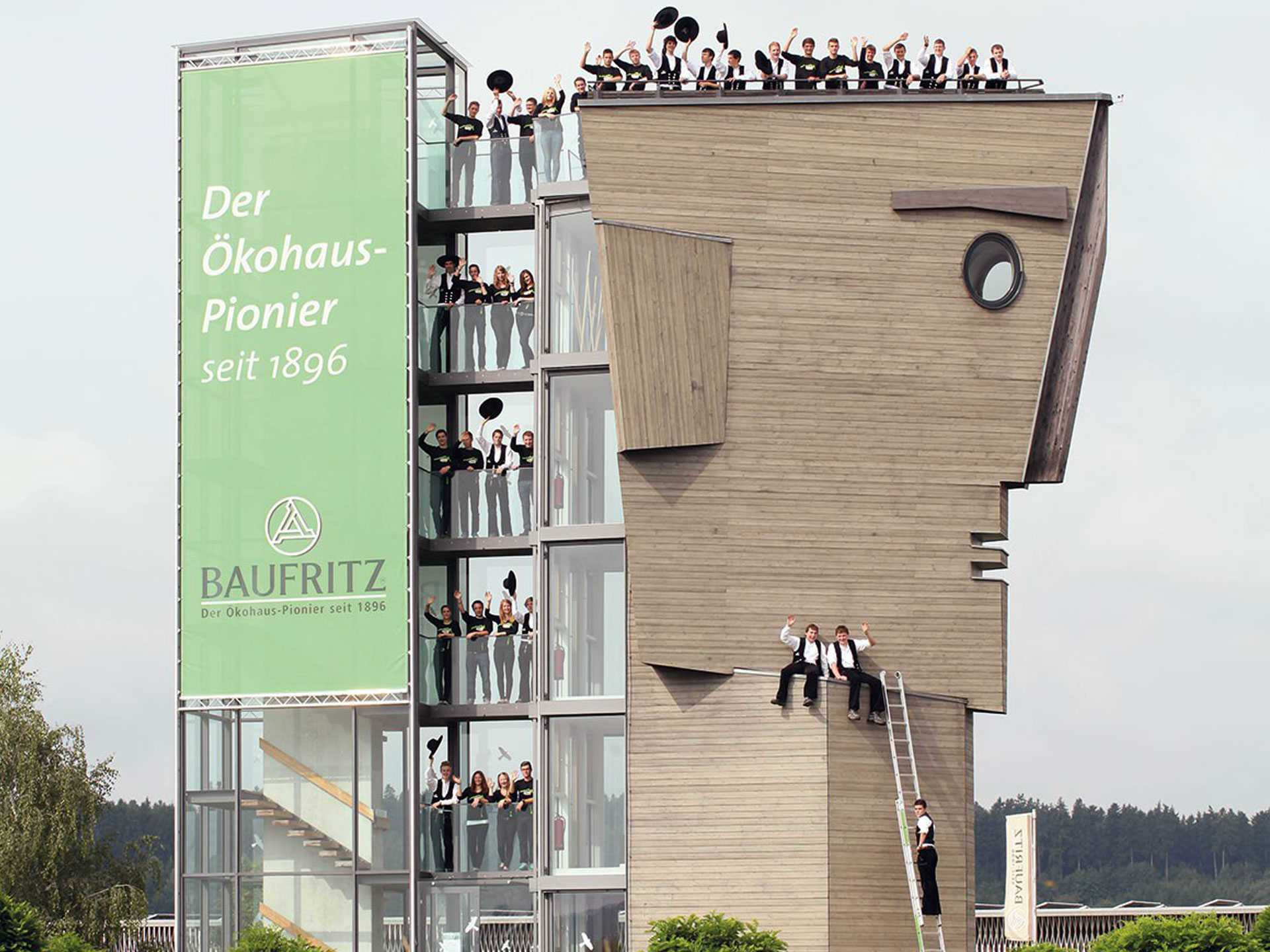 Baufritz Holzkopf